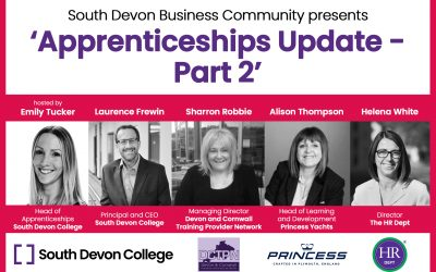 Apprenticeships and Traineeships – are they the key to rebooting our economy?