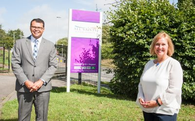 Partnership Aims to Boost Aspirations