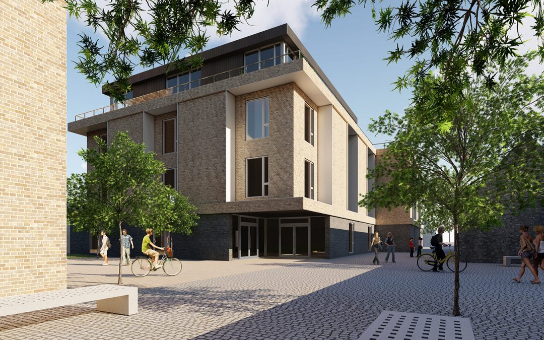 Exeter College Masterplan Shortlisted in Michelmores Property Awards 2020