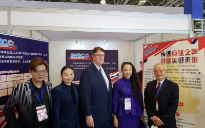 SW exhibits at Chinese Cultural & Tourism Industry Expo
