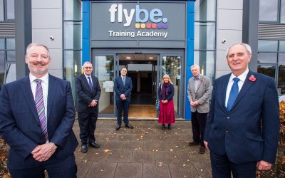 DCC and Exeter College provide big boost for local economy with launch of Future Skills Centre