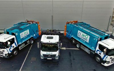South West recycling firm invests over £450K in new vehicles   as business booms