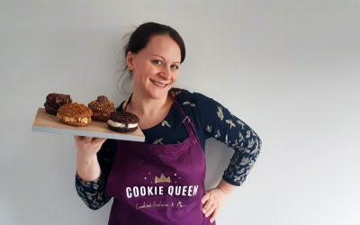 Cookie Queen Raises Dough for Expansion