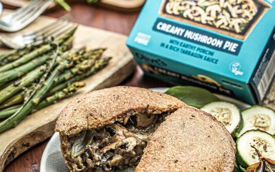 Plant-based organic pie company expands as demand soars
