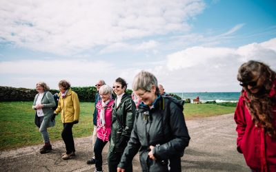 Health and wellbeing benefits of walking on the South West Coast Path valued at over £75 million per year
