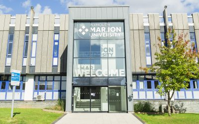 A Sustainable Future: Postgraduate study by distance learning at Marjon