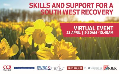 Virtual event aims to support recovery of South West businesses