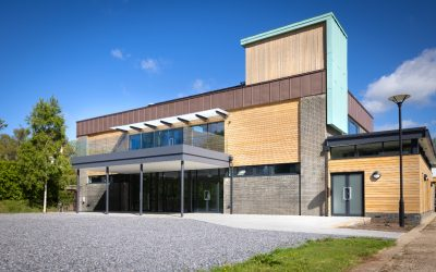 Buckfast Abbey Conference Centre unveils state-of-the art £2million Schiller Hall