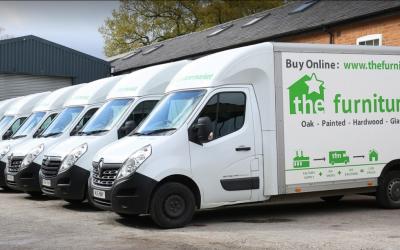 Devon's Lightfoot helps leading home furniture retailer cut van insurance claims by half