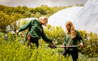 UK first as Cornwall College and Eden launch 'trailblazer' apprenticeship