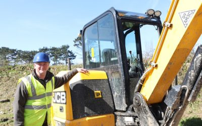 College breaks new ground with latest apprenticeship