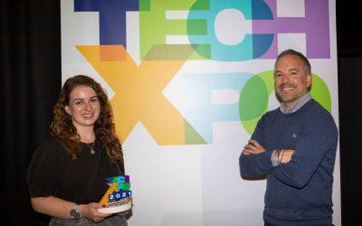 Biotech company wins SETsquared Bristol's Tech-Xpo 2021