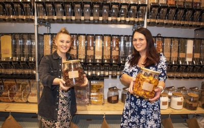 Funding Boost for Cornish Refill Shop