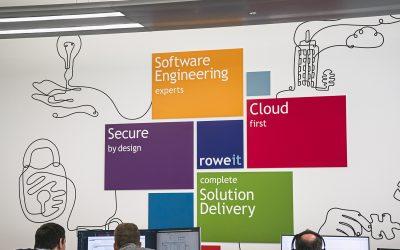 Plymouth Science Park's longest standing tenant, Rowe IT, announces expansion