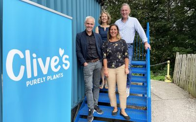 Devon bakery Clive's secures game  changing investment from Veg Capital