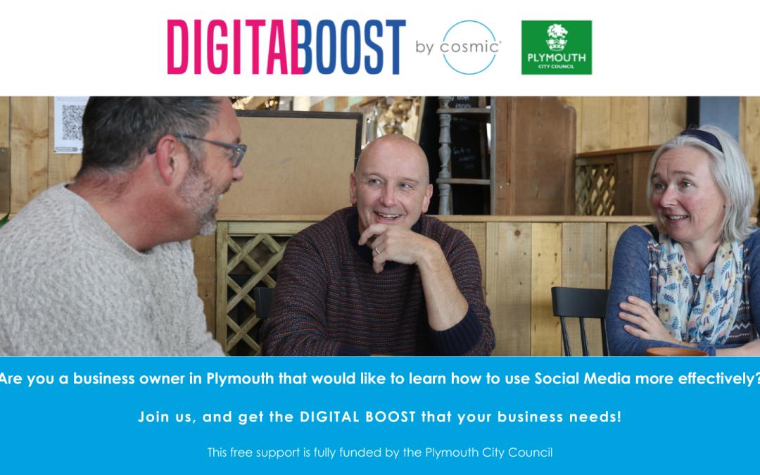 Digital Boost Plymouth